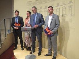 El PP quiere que el Congreso escuche la voz no independentista de Sociedad Civil Catalana