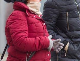 Un total de 25 provincias estará mañana en riesgo por frío, nieve, lluvia, viento u oleaje