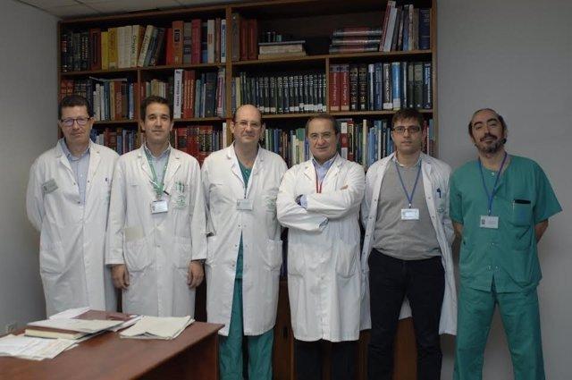 Equipo de cirugía