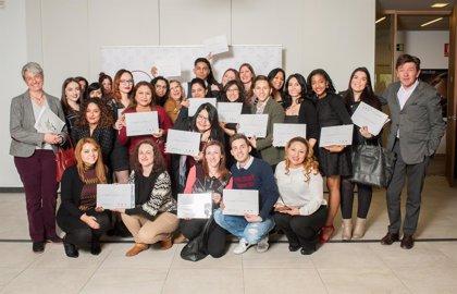 Empresas.-'Embellece tu Futuro' de L'Oréal cumple un año con el inicio de su 4ª edición