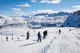 Grandvalira abrirá 210 kilómetros esquiables este fin de semana