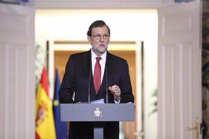 Rajoy reafirma su objetivo de 20 millones de ocupados