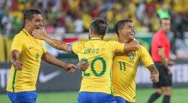 Brasil y Colombia recaudan 531.000 euros en el amistoso a favor del Chapecoense