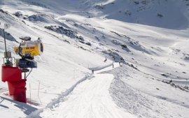 Sierra Nevada prepara 99,5 kilómetros esquiables para este fin de semana