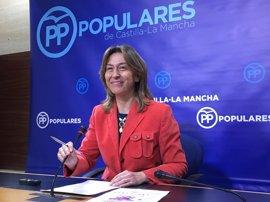 PP C-LM asegura que en 2015 Cospedal bajó el paro en 8.000 personas más que Page en 2016