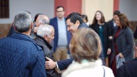 """Moreno acusa a la Junta de """"perseguir"""" a los """"protagonistas"""" de las plataformas sanitarias"""