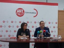 """UGT Extremadura tacha de """"fatales"""" los datos de la EPA y reclama un Plan de Empleo"""