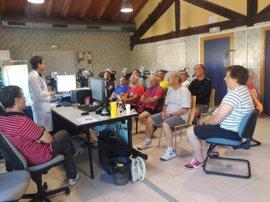 Fundación CAI facilita una sede a la Asociación de Pacientes de Rehabilitación Cardíaca de Aragón