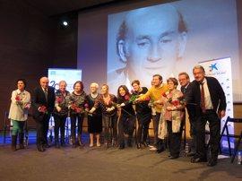 Diez mayores zaragozanos se convierten en actores profesionales en 'Entre versos y Marsillach'
