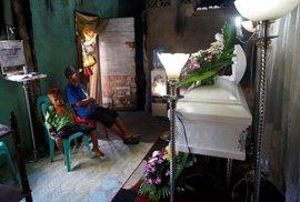 Familiares de muertos en la lucha contra las drogas de Duterte recurren al Supremo