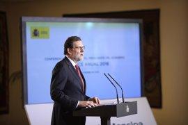 Rajoy dice que va a intentar tener el apoyo del PNV a los PGE