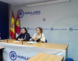 """Alcaldesas del PP de municipios de Toledo denuncian el """"veto"""" de algunos pueblos en Fitur por parte de la Diputación"""