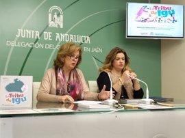 Campaña de sensibilización en el ámbito educativo de Jaén contra la violencia de género