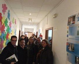 La Asociación Provincial de Autismo inaugura su nueva sede en Baeza