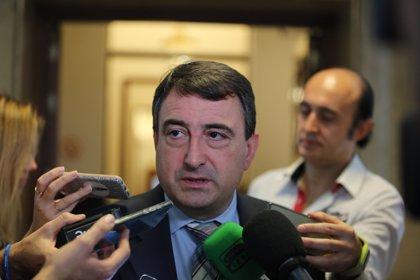 El PNV dice que el Gobierno aún no le ha contactado para negociar los Presupuestos