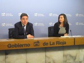 """Galiana destaca que datos EPA reflejan que en La Rioja """"no solo se reduce el paro, sino que además se crea empleo"""""""