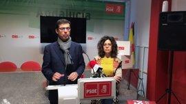 PSOE critica que Diputación de Málaga recorte en 800.000 euros su aportación al programa de fomento del empleo agrario