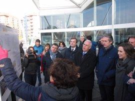 Fomento agilizará los trámites en la ronda sur de Logroño para poder licitar las obras en 2017