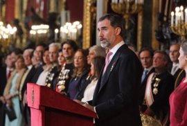 """El Rey cree que España debe """"hacer más"""" y """"mejor"""" ante la crisis de refugiados"""