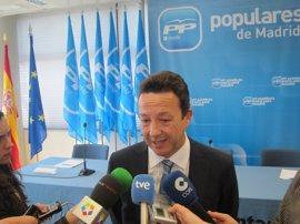 """Henríquez de Luna insiste en acusar a Cifuentes de """"excluir"""" y le pide practicar la """"democracia interna"""" que defiende"""