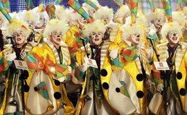 Vendidas en tres minutos más de 2.000 entradas para el concurso de murgas del Carnaval de Santa Cruz