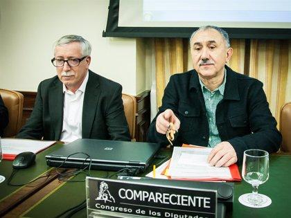 El Congreso debatirá el próximo jueves la ILP de renta mínima, con apoyo al menos de PSOE, Podemos y PDECat