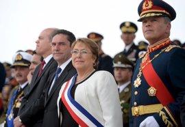 El Ejecutivo de Bachelet se tambalea frente a la catástrofe forestal del país