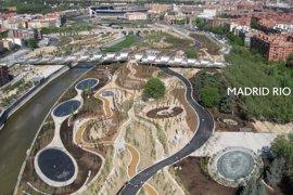 Madrid Río tendrá red wifi de uso restringido en el parque