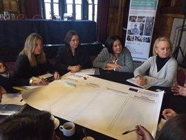 El Instituto de Desarrollo Económico participa en la presentación del proyecto europeo SME-GAP en Manchester