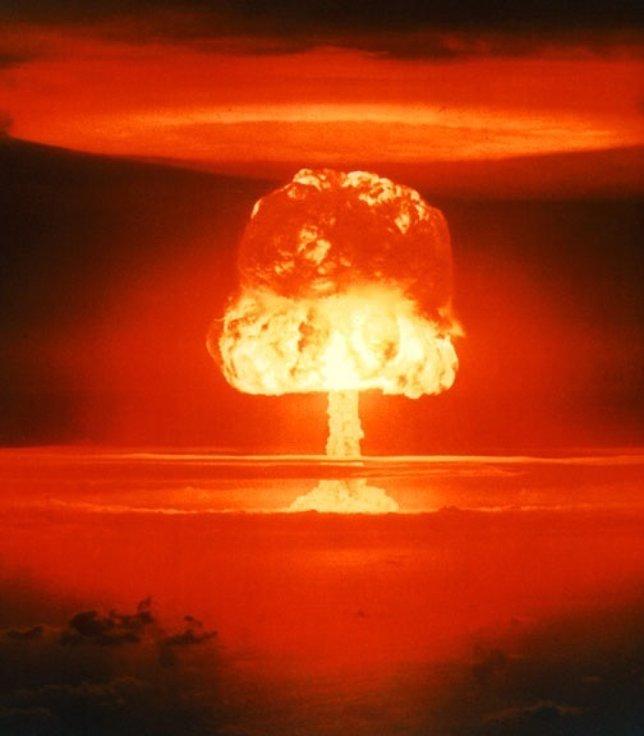 Prueba atómica de EEUU