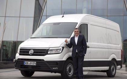 Volkswagen Vehículos Comerciales aumentó un 41% sus ventas en España en 2016
