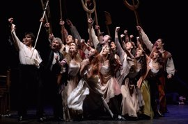 El Auditorio Regional recibe este viernes a la Compañía Antonio Gades con su obra emblemática 'Fuenteovejuna'