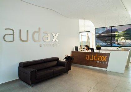 Audax Energía capta más de 25 millones a menos del 1% en la primera subasta de su programa de pagarés