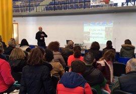 El centro de salud de Montellano (Sevilla) participa junto al ayuntamiento en diversas conferencias sobre salud infantil