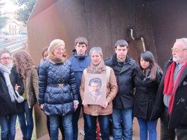 Familiares recordarán el 5 de febrero a Joseba Pagazaurtundua con un acto cívico en el 14 aniversario de su asesinato