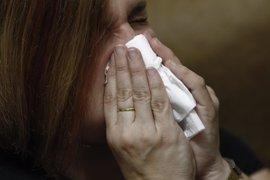 La incidencia de la gripe mantiene la tendencia descendente por tercera semana consecutiva