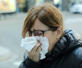 La epidemia de gripe en La Rioja se sitúa en 181,3 casos por cada 100.000 habitantes