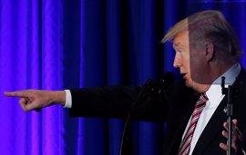 "Trump pide a Peña Nieto que ""trate con respeto"" a Estados Unidos"