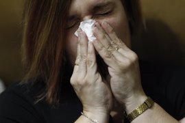 La epidemia de gripe en Navarra se sitúa en los 258,5 casos por 100.000 habitantes, por encima de la media estatal