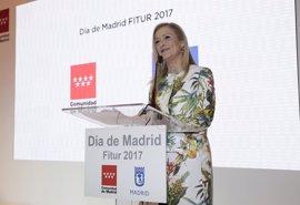 """H.Luna dice, sobre si Cifuentes es el nuevo PP, que ella """"lleva toda la vida"""" y fue """"número tres"""" con Aguirre"""