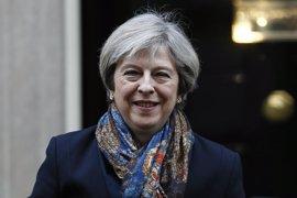 May espera firmar un tratado de libre comercio con EEUU una vez se haga efectivo el 'Brexit'