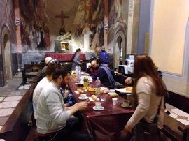 La parroquia barcelonesa de Santa Anna no admitirá pernoctaciones a partir del domingo 5