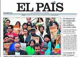 Las portadas de los periódicos de hoy, viernes 27 de enero de 2017