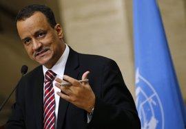 """El enviado de la ONU para Yemen dice que """"con voluntad política, la guerra puede terminar"""""""
