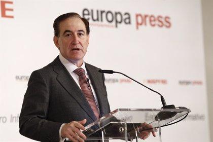 Huertas (Mapfre) advierte de que el sistema de pensiones podría dar problemas si no se toman medidas