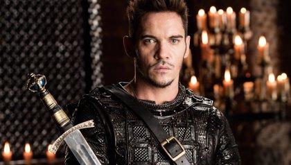 """El creador de Vikings revela las claves del personaje de Jonathan Rhys Meyers, """"un guerrero loco"""""""