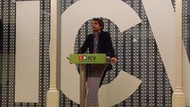 """Urtasun (ICV) pide a Vidal no manipular la realidad """"para alimentar la moral"""" de los catalanes"""