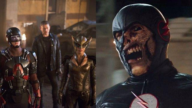 Legends of Tomorrow y Black Flash