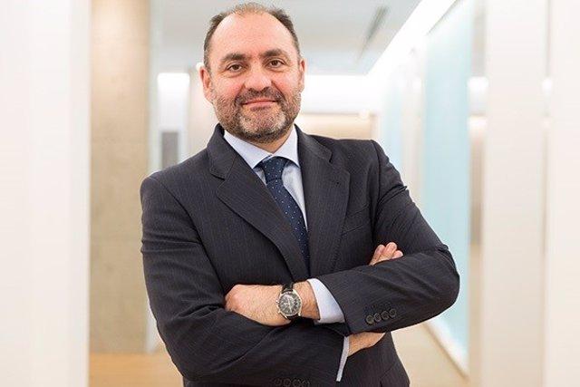 Pablo Colio, director de FCC Construcción