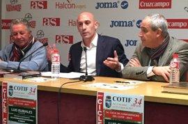 """Rubiales: """"AFE es el resultado de un grupo de futbolistas valientes que decidieron unirse y rebelarse"""""""